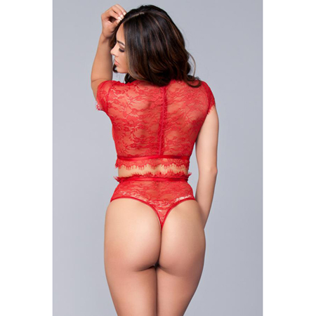 Le Femme - Be Wicked P_1789-RED-S_2.jpg Kayla Set - Rood