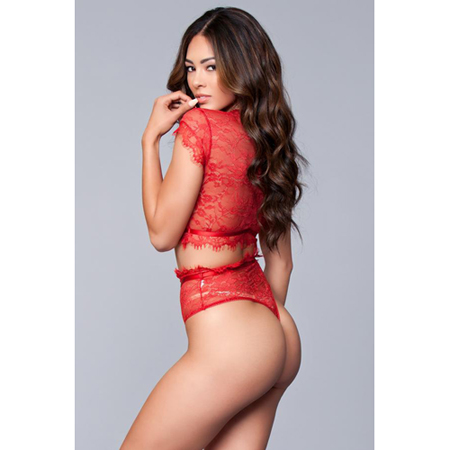 Le Femme - Be Wicked P_1789-RED-S_3.jpg Kayla Set - Rood
