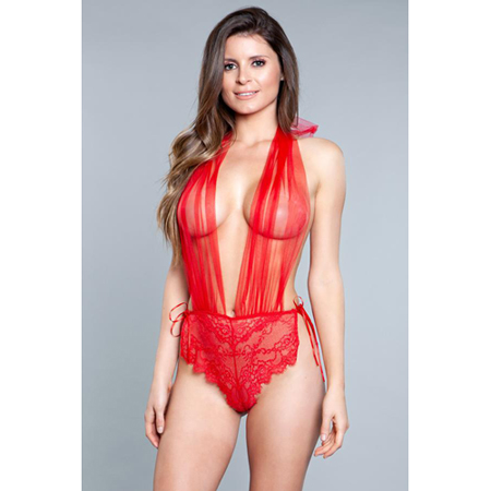 Le Femme - Alessandra Body - Rood