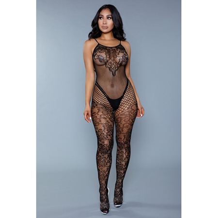 Le Femme - Be Wicked Cant Get Enough Catsuit