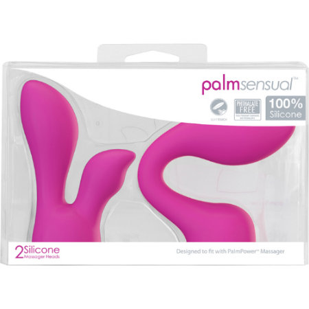 Le Femme - Palm Sensuals Massager Heads