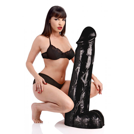 Le Femme - MOBY the Giant Dick XXXL Dildo - Zwart