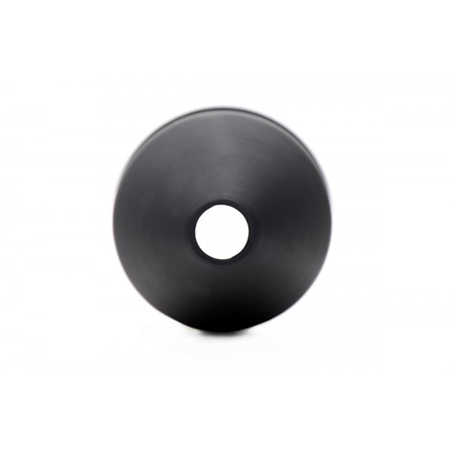 Le Femme - Plunged Holle Butt Plug Met Stop