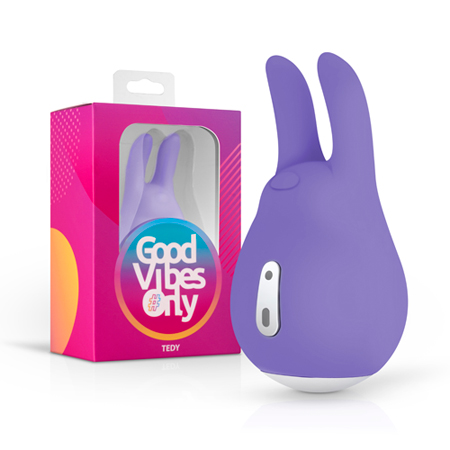 Le Femme - Good Vibes Only P_GVO009.jpg Tedy Clitoris Stimulator