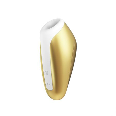 Le Femme - Satisfyer Love Breeze Luchtdrukvibrator - Yellow
