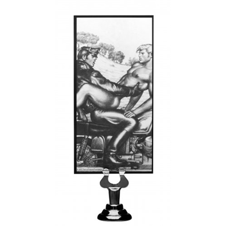 Le Femme - Tom of Finland P_TF1768_2.jpg Tom Of Finland Vibrerende Buttplug