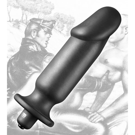 Le Femme - Tom of Finland P_TF1768_3.jpg Tom Of Finland Vibrerende Buttplug
