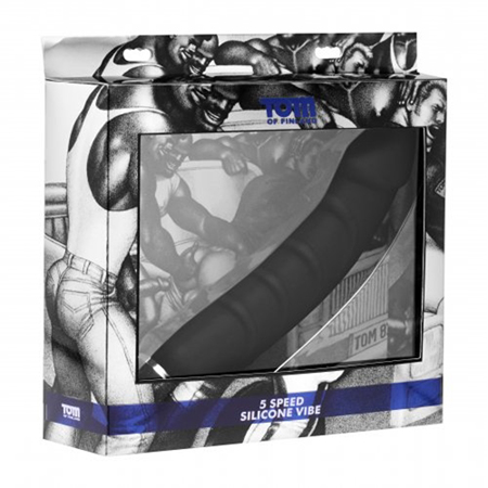 Le Femme - Tom of Finland P_TF1770_3.jpg Siliconen Prostaat Vibrator 5 Vibraties