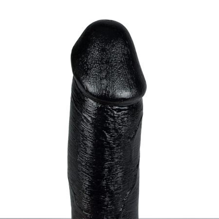Le Femme - Mighty Midnight 10 Inch Dildo with Suction Cup