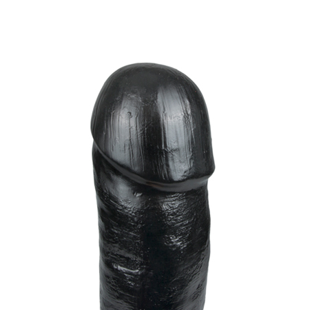 Le Femme - The Black Destroyer XL Dildo