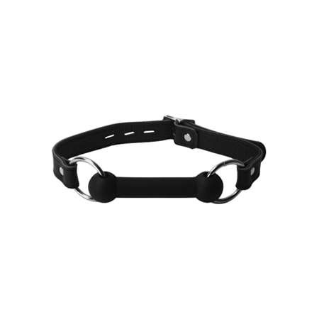Le Femme - Strict Leather silliconen knevel in bitvorm